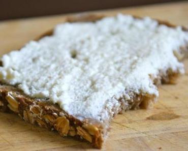 Pimp my Brot #4 – Ricotta selbstgemacht