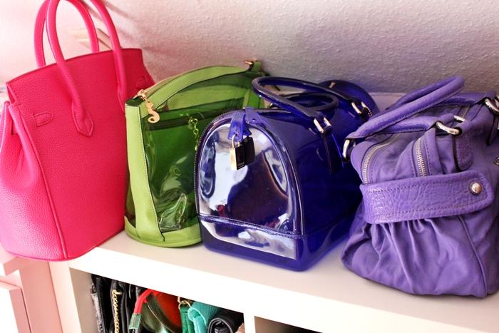 Welcome to my Closet - My Handbag Collection