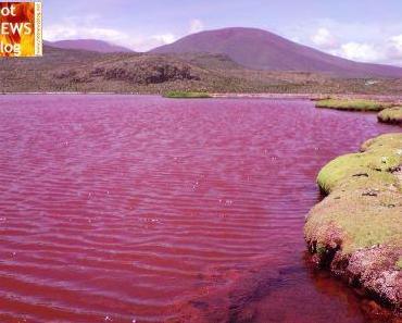 Der Blutsee von Camina