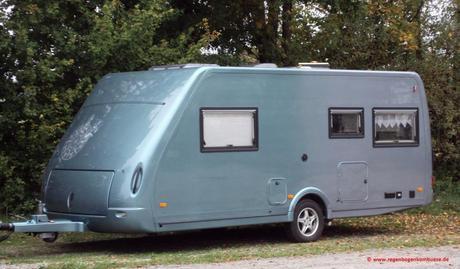 Wohnwagen Westfalia Columbus, Baujahr 1999