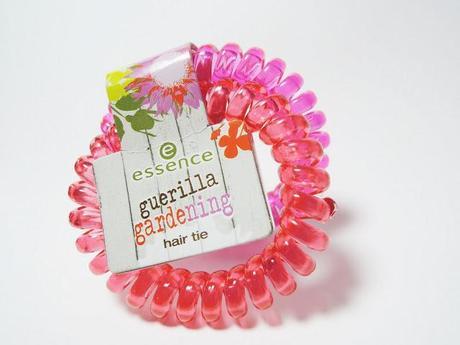 Essence Guerilla Gardening Limited Edition - meine Auswahl