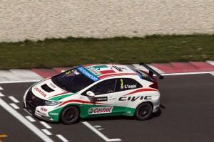 FIA WTCC: Tarquini erneut auf Pole