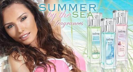 Isadora - Summer by the Sea Fragrance Collection,