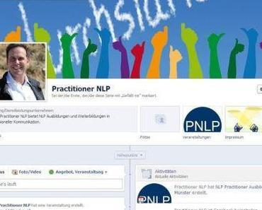 Practitioner NLP – NLP Ausbildung auf Facebook