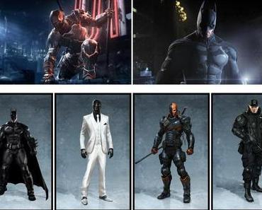 Zahlreiche neue Screenshots zu Batman: Arkham Origins