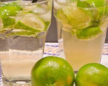 Holunder Teil 6 - Hugo Cocktail (mit viel Limette)