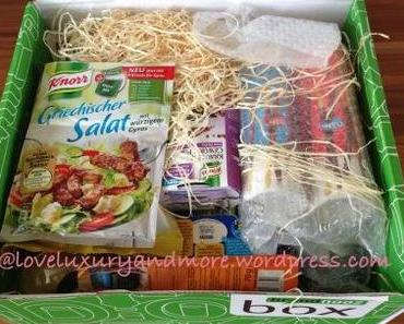 [Unboxing] Brandnooz Box April 2013
