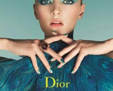 "DIOR Addict Lipstick ""On the Beach"" aus dem Summer Look ""Bird of Paradise"""