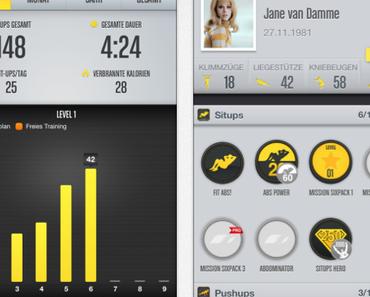 Welche Sport- und Fitness-Apps sind besonders empfehlenswert?
