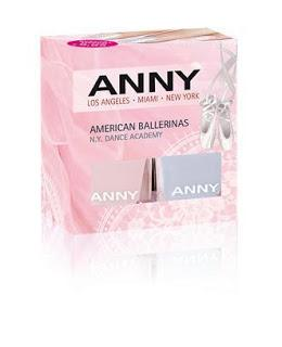 Anny -  Limited Editionen - AMERICAN BALLERINAS - N.Y. DANCE ACADEMY  & First Class Travel KIt