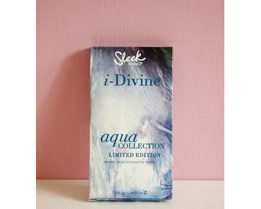 Sleek i-Divine Aqua Collection