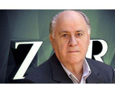 Amancio Ortega wird heute um 406 Mio. Euro reicher