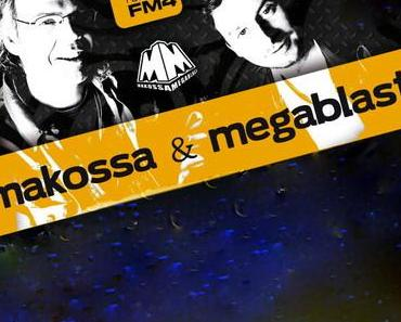 Makossa & Megablast DJ Set for FM4 Swound Sound Radio Show ft. Sugar B (free podcast)