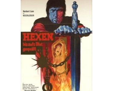 Review: HEXEN BIS AUFS BLUT GEQUÄLT - Der vergessenen Genrefilm made in germany