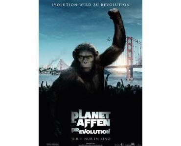 Filmkritik: Planet der Affen: Prevolution (US 2011)
