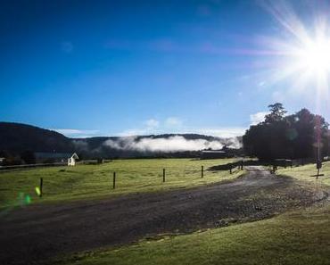 Roadtrip über die Südinsel Neuseelands – Tag 3&4 – Hokitika nach Wanaka