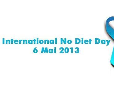 Internationaler Anti-Diät-Tag – International No Diet Day