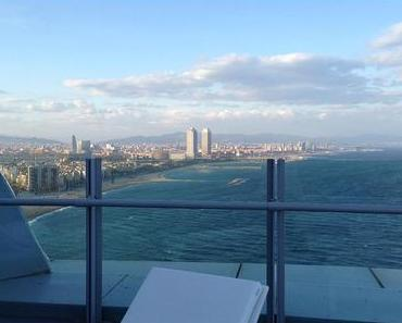 Hoteltour des W-Barcelona Hotels – nur 60 Sekunden