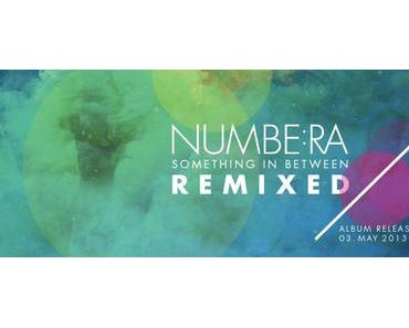 NUMBE:RA – SOMETHING IN BETWEEN / REMIXED (free album)