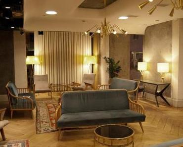 Istanbul Konzept-Hotel im Stil der 50er Jahre: The Marmara Șișli