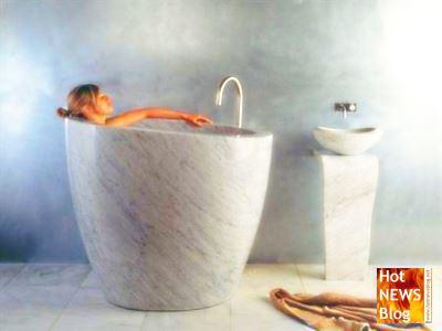 Wow die sch nsten und exklusivsten badewannen der welt for Die schonsten badezimmer