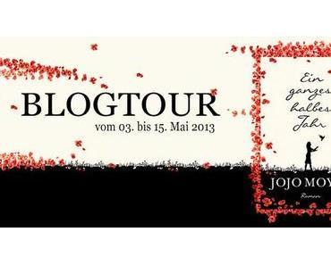 """Blogtour """"Ein ganzes halbes Jahr"""" - Tag 4: Die Schauplätze"""
