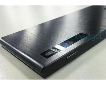 Huawei Ascend P6-U06: weitere Bilder aufgetaucht