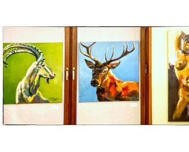 Mariazeller Kunstblicke 2013 – Eröffnung, Infos, Fotos