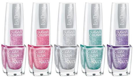 ISADORA -Nail -  Sugar Crush Collection