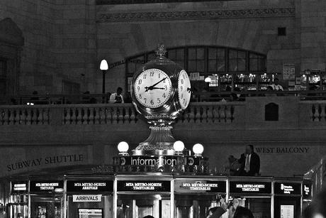 Kuriose Feiertage - 11. Mai - National Train Day - Grand Central Station NYC (c) 2011 Sven Giese