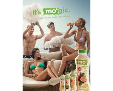 mo – Neues Erfrischungsgetränk von Nöm