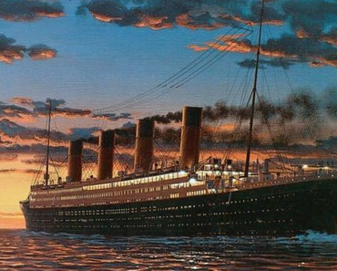 Titanic soll bald wieder über die Meere fahren