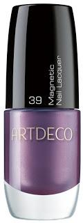 Artdeco magnetic fever fall nail polish collection