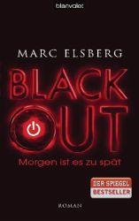 Book in the post box: Blackout