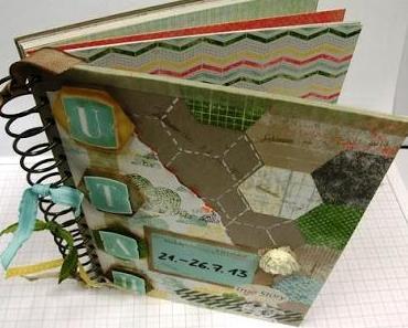Reisetagebuch mit This and That Designeralbum