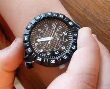 Die Zeit ist gekommen: Der Große hat eine Uhr!