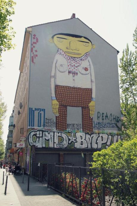 The Hidden Path – Street Art Tour durch Berlin