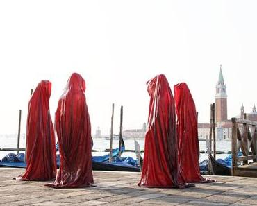 public art biennial in Venice Italy by Manfred Kielnhofer contemporary art design architecture sculpture theatre