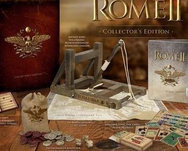 Total War Rome 2: Sega gibt Release bekannt und präsentiert Collector's Edition