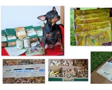 [Produkttest] Alsa – Naturgesund füttern – (und die Hunde berichten selbst )