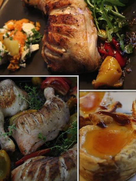 Jamie Oliver 30 Minuten Menü Hähnchen Piri Piri Kartoffeln Mit Feta