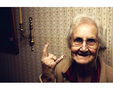 Oma`s, Kinder und Enkelkinder