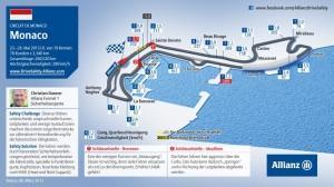 Formel 1: Vorschau Großer Preis von Monaco 2013