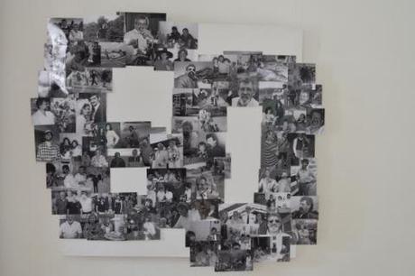 Eine familienfeier for Fotocollage ideen