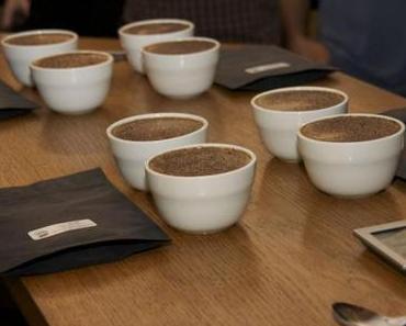 Kaffeeverkostung von einer der teuersten Farmen der Welt