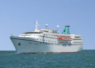 Ocean Majesty von Hansa Touristik hat ihren regulären Dienst aufgenommen