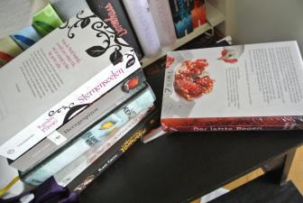 [Dieses und Jenes] Igitt, Bücher & Leserückblick