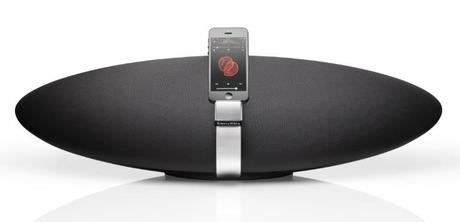 neuer b w zeppelin air mit iphone 5 lightning connector. Black Bedroom Furniture Sets. Home Design Ideas