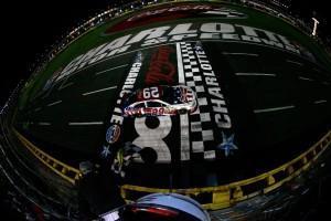 NASCAR: Harvick gewinnt kurioses Coca-Cola 600