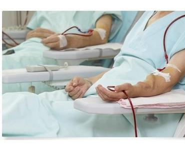 Die Dialysetherapie soll leiden?
